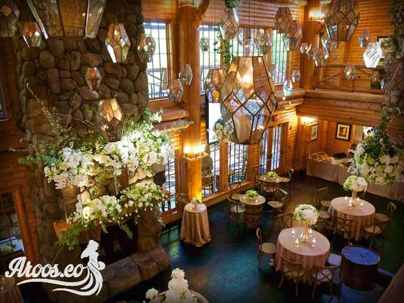 تالار عروسی لوکس