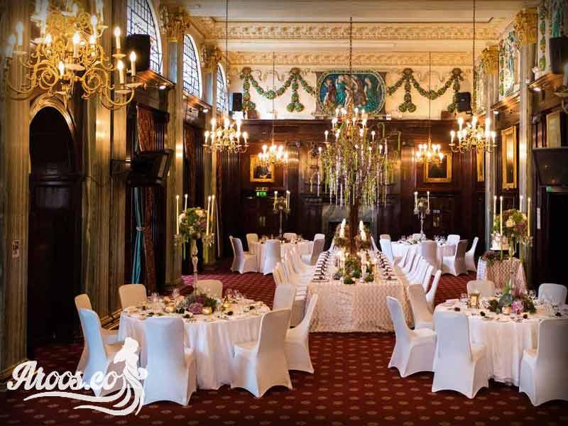 بهترین تالارهای عروسی