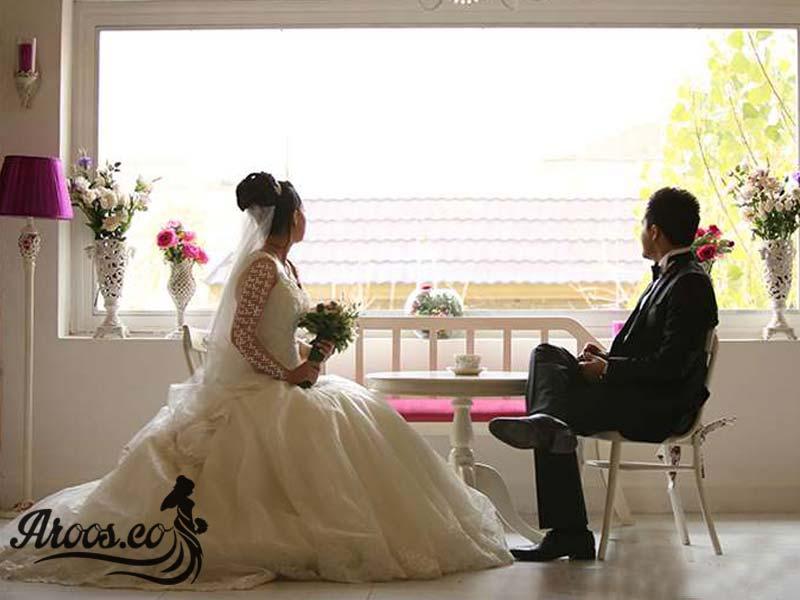 استودیو عکاسی عروس و داماد