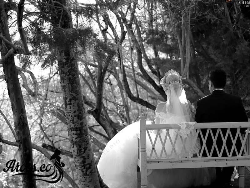 ارزان ترین اتلیه عروس