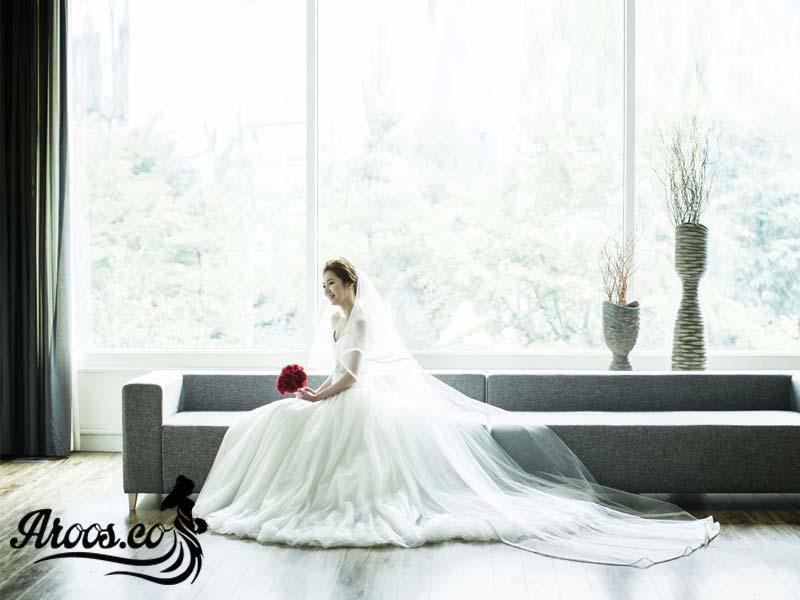 ارزان ترین اتلیه عروس و داماد
