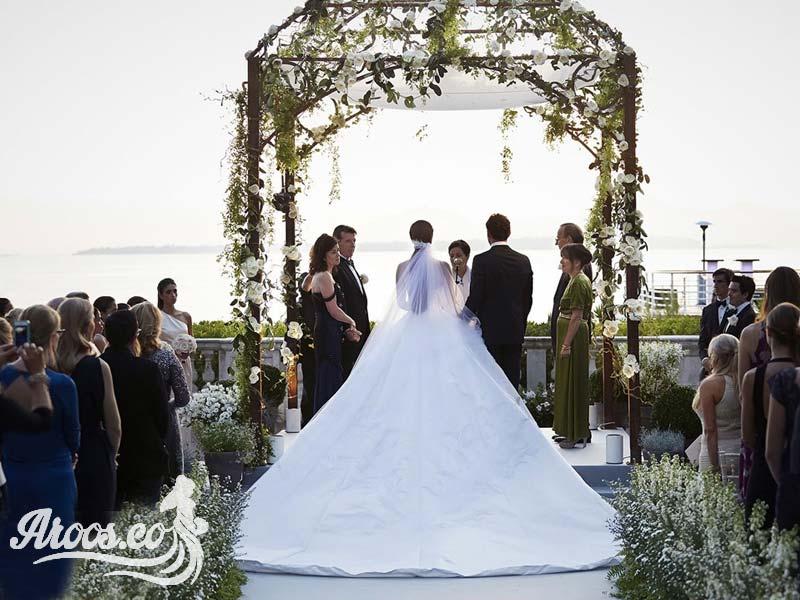 آتلیه عروس بسیار ارزان