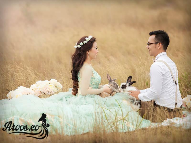 گالری عکاسی حرفه ای عروسی