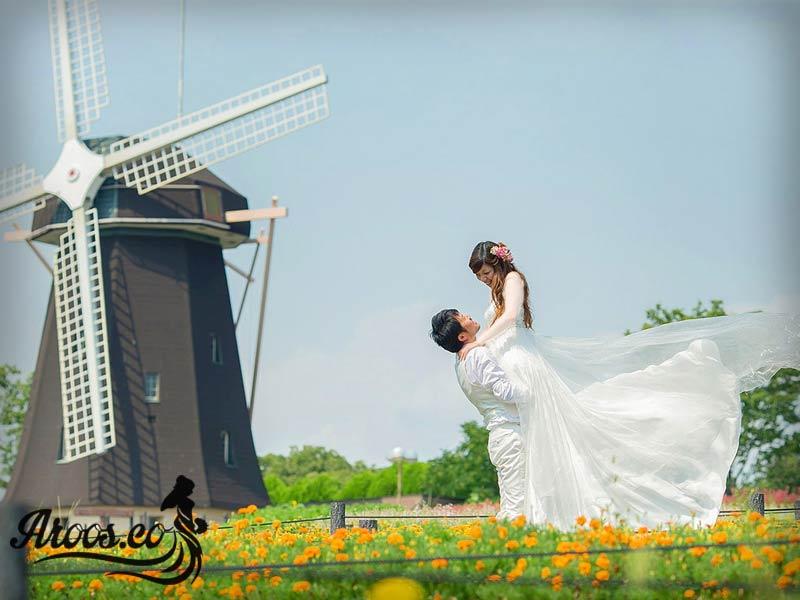 آتلیه عکاسی عروسی 2018