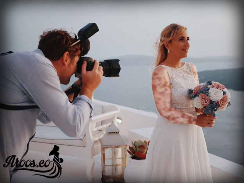 آتلیه عکاسی عروس و داماد