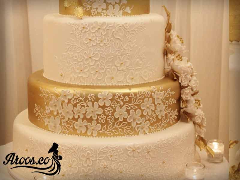 کیک عقد و کیک نامزدی