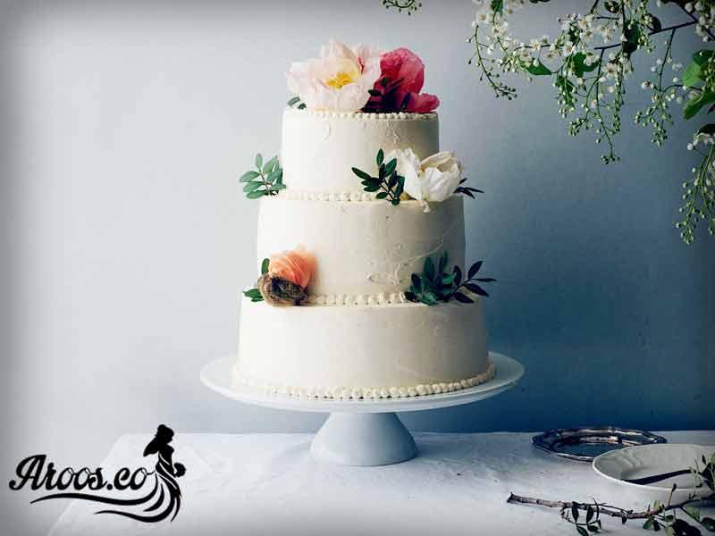 کیک عروسی 1398