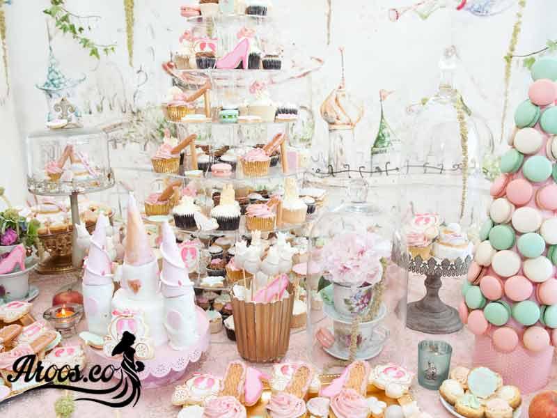 شیرینی مناسب مجالس عروسی