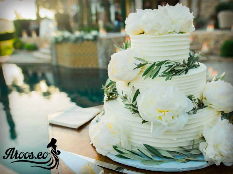 بهترین شیرینی برای جشن عروسی