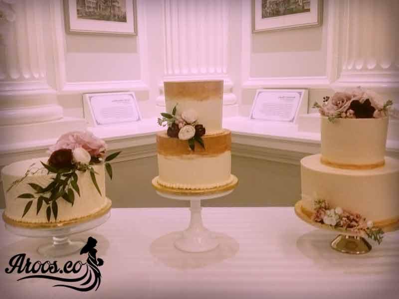 شیرینی مناسب برای عروسی