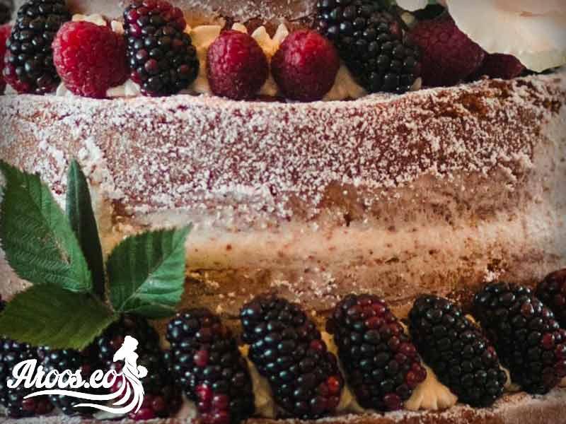 کیک عروسی ترکیه ای