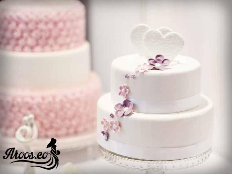 مدل کیک عروسی جدید