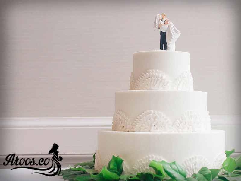 بهترین کیک عروسی