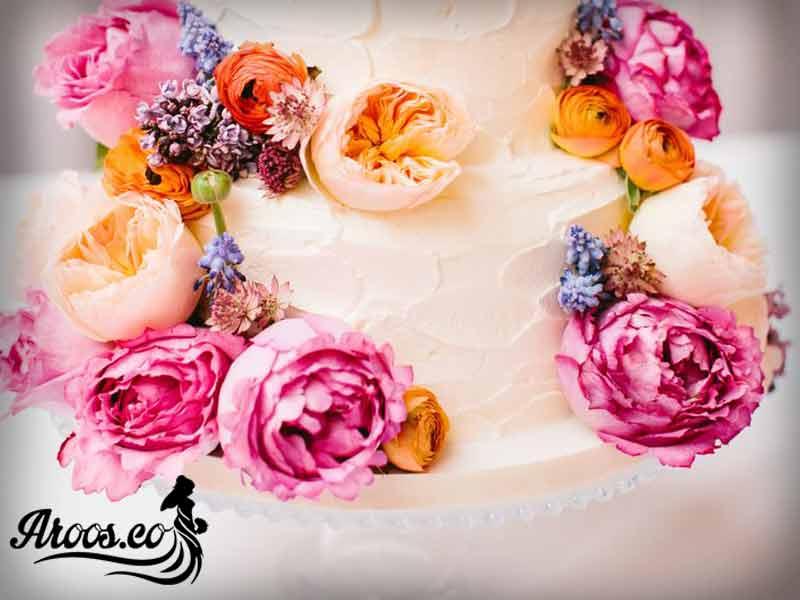 قیمت کیک عروسی