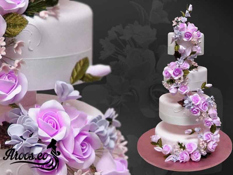 آلبوم کیک عروسی