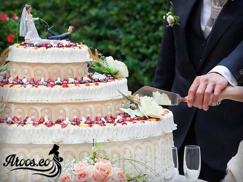 کیک نامزدی فانتزی
