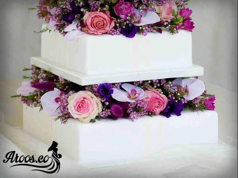 کیک عروسی 2019