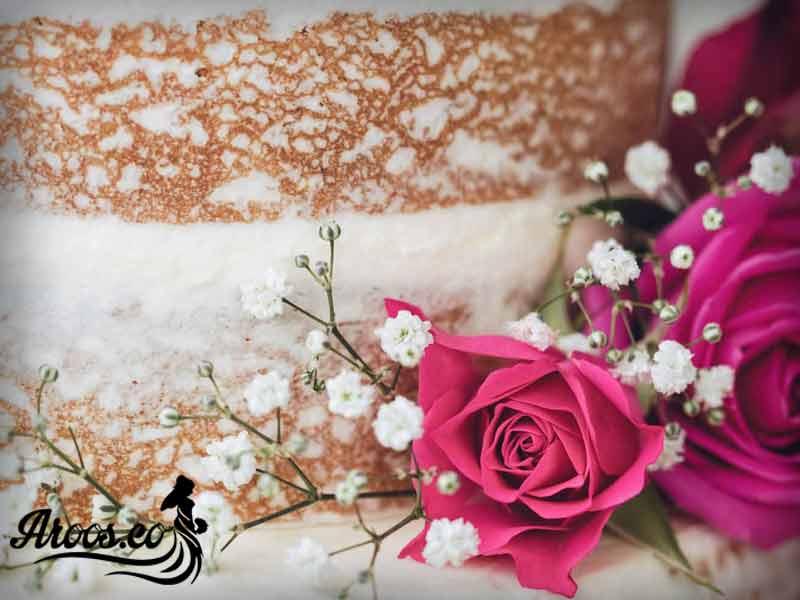 کیک عروسی 2018