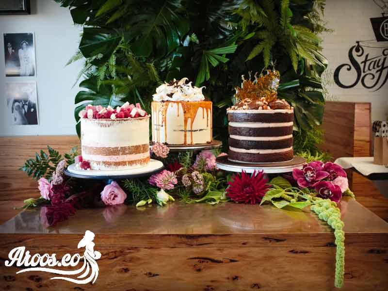 کیک عروسی 2017