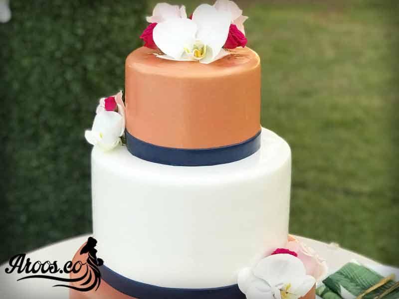 مدل هایی جدید برای ایده گرفتن در طراحی کیک عروسی