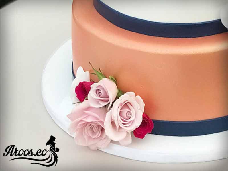 جدیدترین کیک عروسی