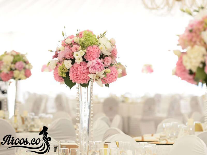 حداقل هزینه مراسم عروسی ساده