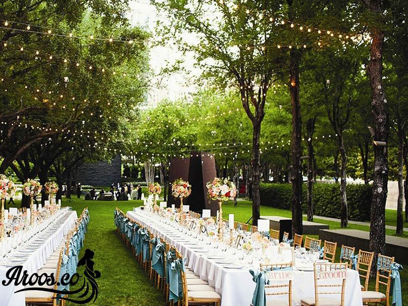 هزينه عروسی