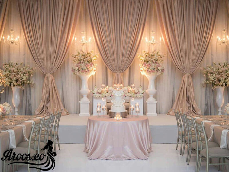هزینه جشن عروسی در تهران