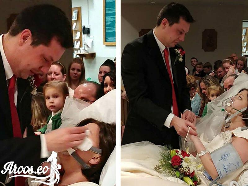 مراسم های عجیب عروسی