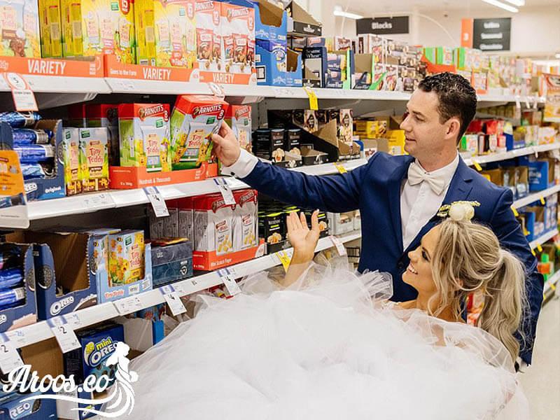 مراسم ازدواج عجیب
