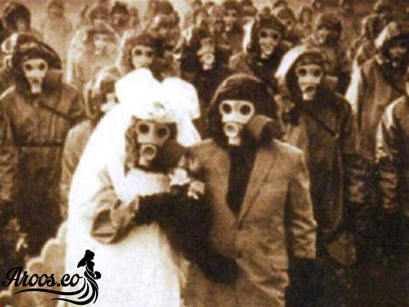 جالب ترین و عجیب ترین عروسی