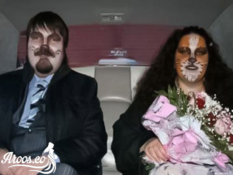 رسوم عجیب شب عروسی
